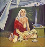 Madonne XXI. Oleg Tchebunin