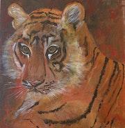 Le Tigre de Sumatra.