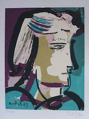 Latinamerican Art : Del Prete (serigrafía). J R C - Arte Argentino & Internacional