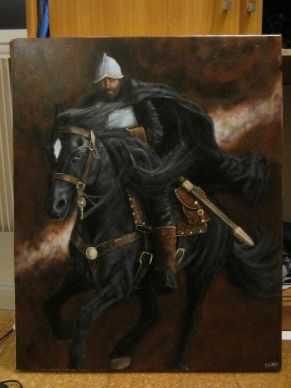 El Conquistador. Asbai Art Asbaï. Art