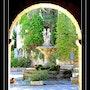 Fontaine provençale. Coline Kiene