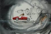 A. Bugatti. Michaux