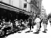 Gens - Rue de la Terrasse - Août 2013.