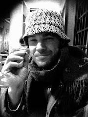 Mon grand ami Pierre Lefèvre - Café Au 25ème est - Août 2013.