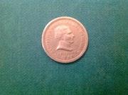 Monnaie rare d'Uruguay / 5/100/1953. Antiguedadesoratam