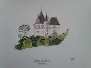 Chateau de Pornic.