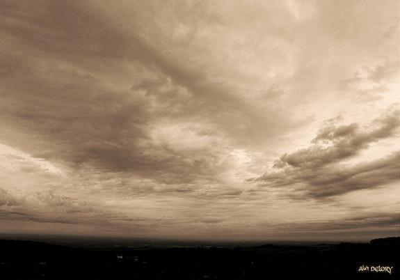 Clouds 13. Alain Delory Alain Delory