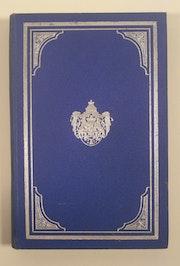 Prunkausgabe «Königlich Bayerischer Adeliger Damenkalender» aus dem Jahre 1915. Thomas Kern