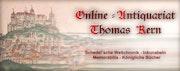 Profilbanner meines Online-Antiquariat. Thomas Kern