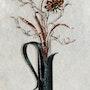 Vase mit Kupferblumen 1. G p Kafka