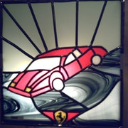 Ferrari. Edwige Chevreau