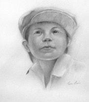 Paper boy. Terry Morris
