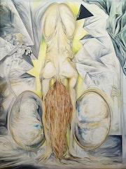 Historia gráfica del pene femenino.