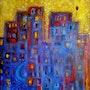 Série : «dans les villes de grande solitude» III. Catherine Husenau