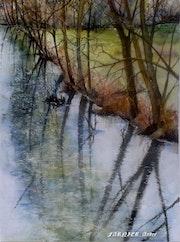 «Reflets d'automne ».