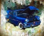 «La Cadillac de Christian».