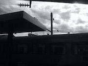 Quai de Gare - Gare Saint-Lazare - Septembre 2013.
