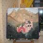 Le château de la belle au bois dormant. Pierrette Kuhn