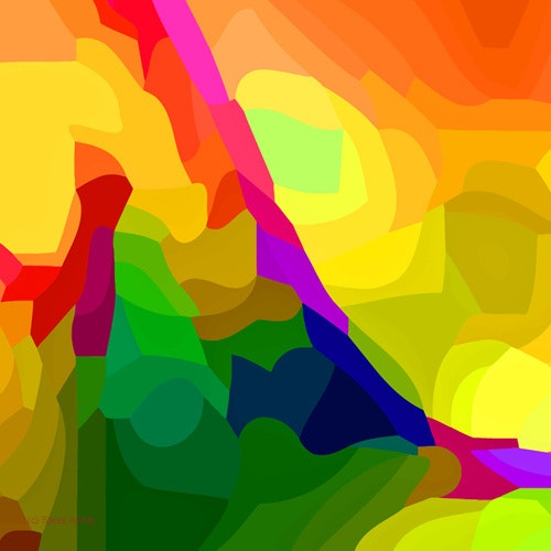 Montagne soleil - 2004. Steve Awhtz Steve Awhtz