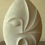 Masque 3 (2/3). Jacques Tocut