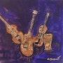 Instruments musique. Gilles Duguet
