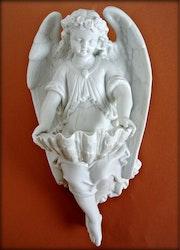 Ange en biscuit. Marc Menzoyan Antiquités