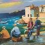 Petit port. Dany Marcodini
