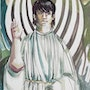 Christ Today: An Original Beatles Watercolor Painting. The William Frederick Brooks Collections