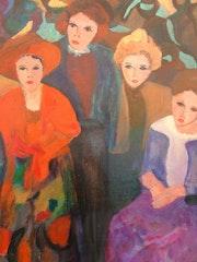 Les quatre soeurs. Alix