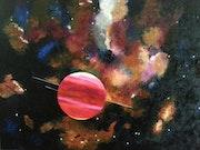 Planète flottante (sciences, espace). Fonseca Marie Isabelle