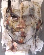 Portrait. Mohammed Sanoussi