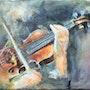 Couleurs de musique, violon. Rémy Nicolas