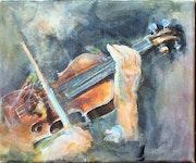 Couleurs de musique, violon.