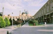 Isphahan. Sharareh Jafarinejad Soumeh Sarae