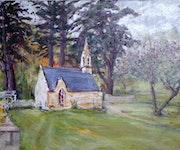 Chapelle Cotes d'armor. Rémy Nicolas