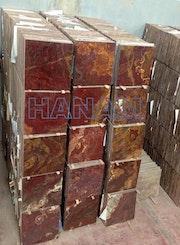 Multi Red Onyx Tiles. Hanam Marble Industries