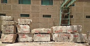 Onyx Blocks. Hanam Marble Industries