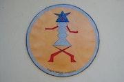 Logo sur le roboterrisme et le rondisme. Claude Sauvage