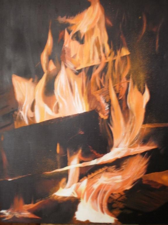 Tout feu tout flamme. Ariel Hariel