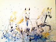 Les 3 chevaux.