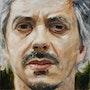 Autoportrait. Jean Matrot