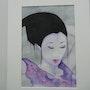 Asiatique 1. Peinturlure