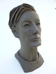 Jeune homme (compagnon d'Egérie ? ). Marie-Luce Jaffray Queinnec