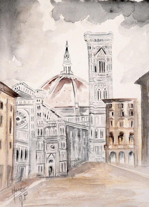 Florence de nuit. Pioupiou06 Pioupiou06
