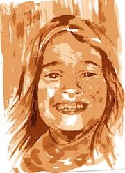 Amélie 12 ans.