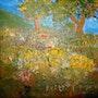 Knife's Landscape. Miro a Tomarkin