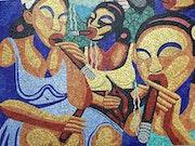 Cigarilleras. Monzon Family