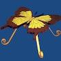 Table Papillon. Rjcreation