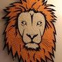 Tete de lion. Rjcreation