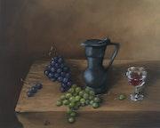 Les raisins de l'ivresse.